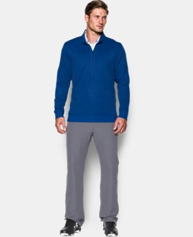 Men's UA Storm SweaterFleece ¼ Zip  1 Color $38.99 to $52.99