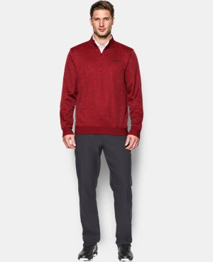 Men's UA Storm SweaterFleece ¼ Zip LIMITED TIME: 25% OFF 1 Color $52.49