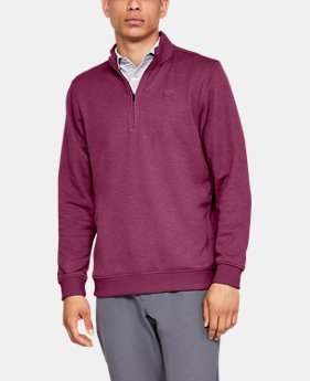 Men's UA Storm SweaterFleece ¼ Zip LIMITED TIME ONLY  $48.99