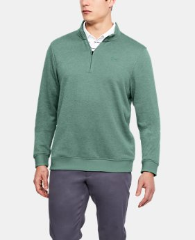 Best Seller Men's UA Storm SweaterFleece ¼ Zip  2  Colors $69.99