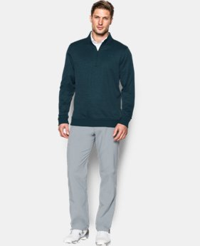 Men's UA Storm SweaterFleece ¼ Zip  4 Colors $29.24 to $52.99