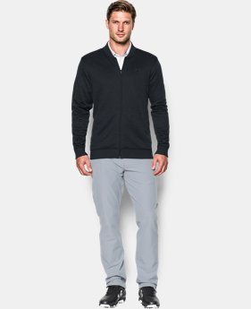 New Arrival  Men's UA Storm SweaterFleece Full Zip  1 Color $84.99