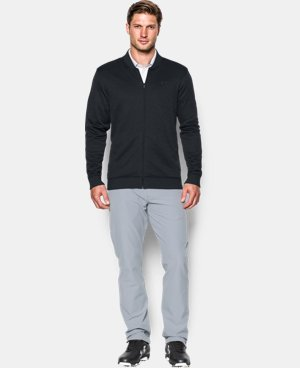 New Arrival  Men's UA Storm SweaterFleece Full Zip  2 Colors $84.99