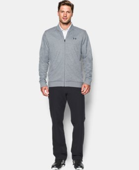 Men's UA Storm SweaterFleece Full Zip