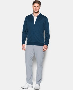 Men's UA Storm SweaterFleece Full Zip LIMITED TIME: 15% OFF 2 Colors $63.99