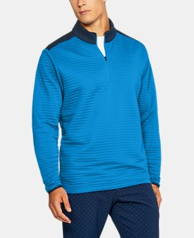 Best Seller Men's UA Tips Daytona ¼ Zip  2 Colors $89.99