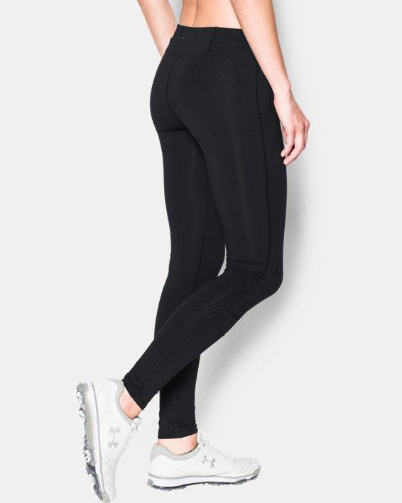 Women's UA Links Leggings, Black, pdpMainDesktop image number 1