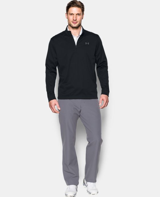 Men's UA Storm Elements ½ Zip  1 Color $104.99