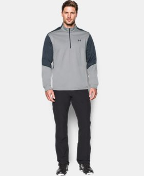 Men's UA Storm Elements ½ Zip  1 Color $38.24