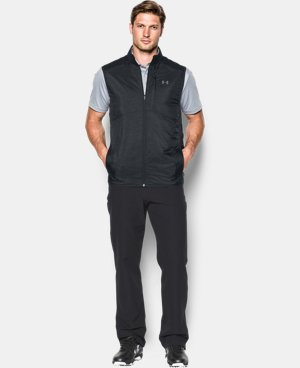 Men's UA Storm ColdGear® Infrared Insulated Vest LIMITED TIME: FREE U.S. SHIPPING 2 Colors $109.99