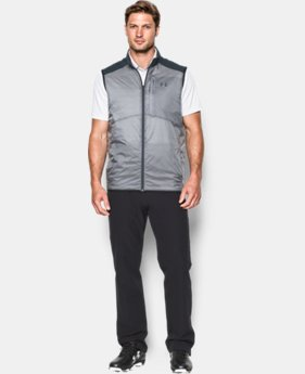 Men's UA Storm ColdGear® Infrared Insulated Vest LIMITED TIME: FREE U.S. SHIPPING 1 Color $82.99