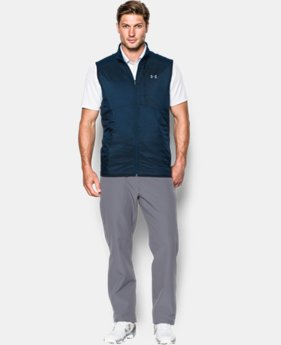 Men's UA Storm ColdGear® Infrared Insulated Vest LIMITED TIME: FREE U.S. SHIPPING 1 Color $109.99