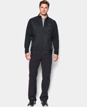 New Arrival Men's UA Storm ColdGear® Infrared Insulated Jacket   $184.99