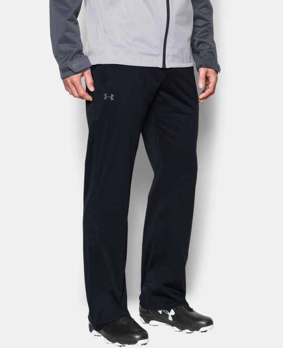 Men's UA Storm Rain Pants LIMITED TIME: 20% OFF 1 Color $129.99