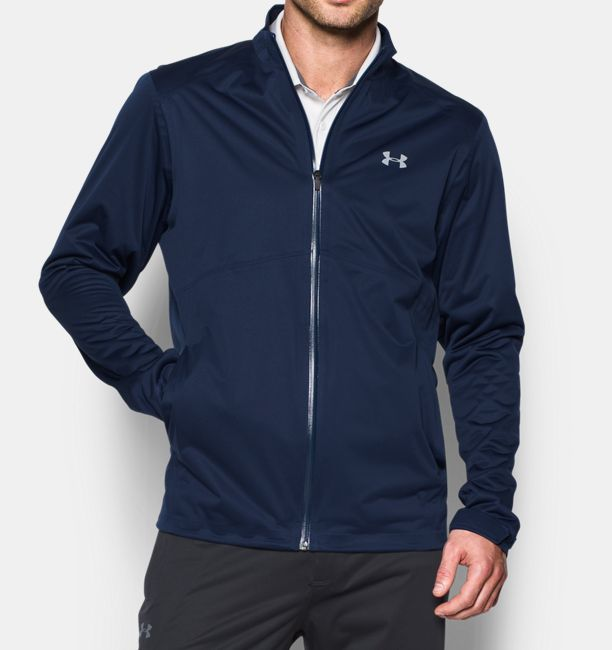 Mens ua storm rain jacket under armour us mens ua storm rain jacket academy gumiabroncs Choice Image