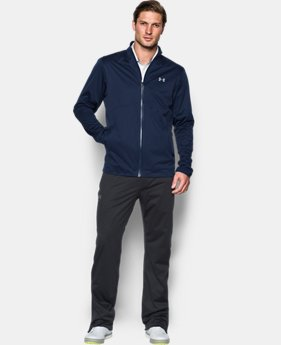 Men's UA Storm Rain Jacket  1  Color Available $89.99 to $112.49