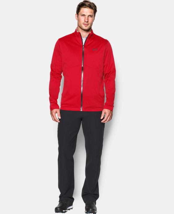 Men's UA Storm Rain Jacket LIMITED TIME: FREE U.S. SHIPPING 1 Color $149.99