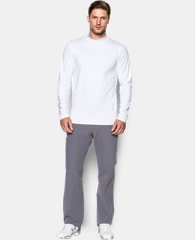 New Arrival  Men's UA Golf ColdGear® Mock  2 Colors $59.99