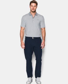 Men's UA Tips Polo  1 Color $104.99