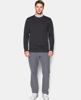 New Arrival  Men's UA Storm SweaterFleece Crew LIMITED TIME: FREE SHIPPING 2 Colors $79.99