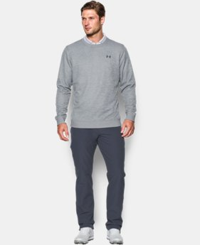 Men's UA Storm SweaterFleece Crew LIMITED TIME: FREE U.S. SHIPPING 4 Colors $52.49
