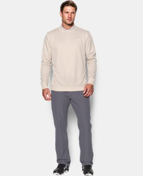 New Arrival  Men's UA Storm SweaterFleece Crew LIMITED TIME: FREE SHIPPING  $79.99