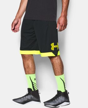 Men's UA Isolation Basketball Shorts LIMITED TIME: FREE U.S. SHIPPING 2 Colors $20.24 to $26.99
