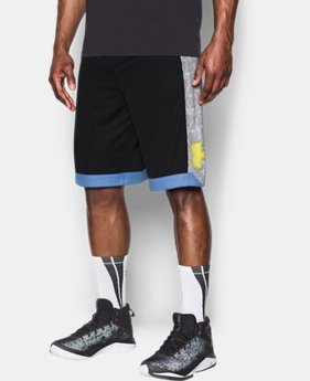 Men's UA Isolation Basketball Shorts  1 Color $19.99