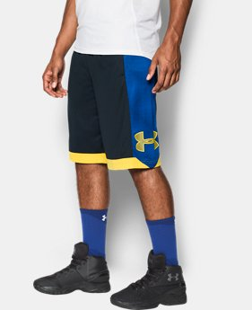Men's UA Isolation Basketball Shorts  4 Colors $34.99