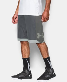 Men's UA Isolation Basketball Shorts LIMITED TIME: FREE U.S. SHIPPING 1 Color $34.99