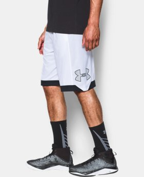 Men's UA Isolation Basketball Shorts  3  Colors Available $26.99