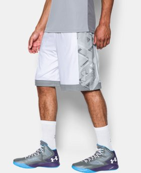 Men's UA Isolation Basketball Shorts  2 Colors $34.99