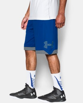 Men's UA Isolation Basketball Shorts  6 Colors $34.99