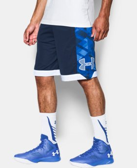 Men's UA Isolation Basketball Shorts  3 Colors $34.99