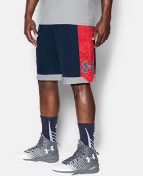 Men's UA Isolation Basketball Shorts  2 Colors $24.99 to $26.99