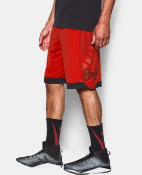 Men's UA Isolation Basketball Shorts  1 Color $24.99 to $26.99