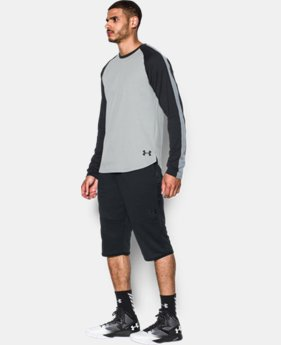 New Arrival  Men's UA Pursuit ½ Pants LIMITED TIME: FREE SHIPPING 1 Color $59.99