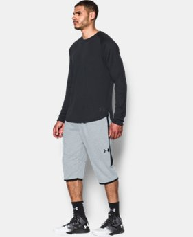 Men's UA Pursuit ½ Pants LIMITED TIME: FREE SHIPPING 1 Color $44.99