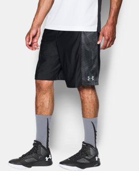New Arrival  Men's UA Select Pocket Pass Shorts LIMITED TIME: FREE SHIPPING  $49.99