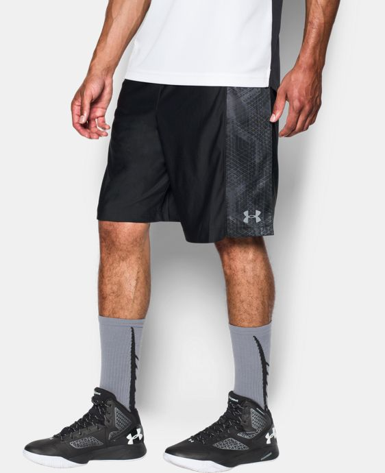 Men's UA Select Pocket Pass Shorts LIMITED TIME: FREE SHIPPING 1 Color $37.99