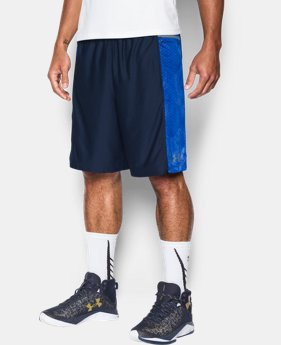 Men's UA Select Pocket Pass Shorts LIMITED TIME: FREE SHIPPING 1 Color $44.99
