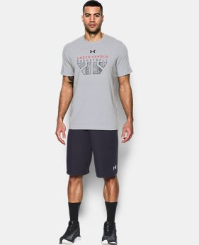 New Arrival  Men's UA Baseline II T-Shirt LIMITED TIME: FREE SHIPPING  $29.99