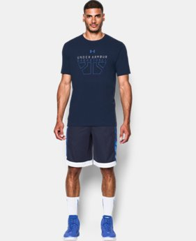 Men's UA Baseline II T-Shirt  5 Colors $18.99