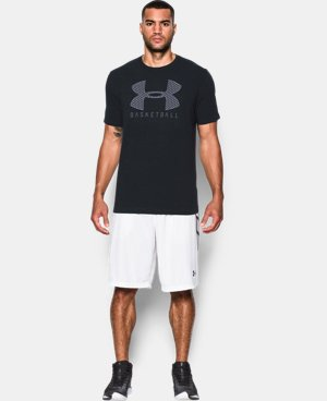 Men's UA Basketball T-Shirt LIMITED TIME: FREE U.S. SHIPPING 1 Color $14.24
