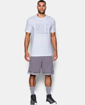 Men's UA Rule All Courts T-Shirt LIMITED TIME: FREE SHIPPING 1 Color $29.99