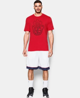 Men's UA Hot Hand Icon T-Shirt LIMITED TIME: FREE SHIPPING  $29.99