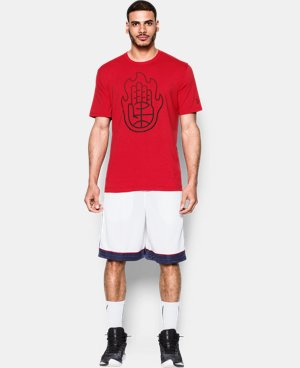 Men's UA Hot Hand T-Shirt LIMITED TIME: FREE U.S. SHIPPING 1 Color $18.99