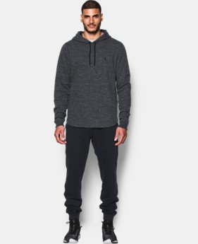 New Arrival  Men's UA Baseline II Fleece Hoodie   $79.99