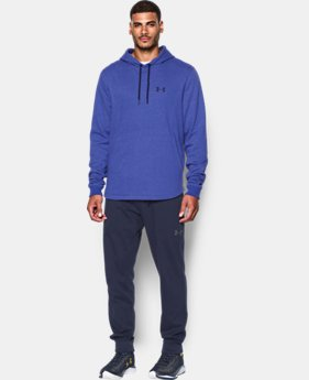Men's UA Baseline II Fleece Hoodie LIMITED TIME: FREE U.S. SHIPPING 1 Color $52.99