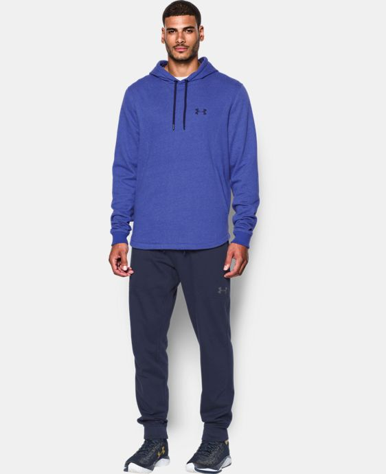 Men's UA Baseline II Fleece Hoodie  4 Colors $59.99